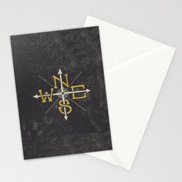 N.S.E.W.  Stationery Cards