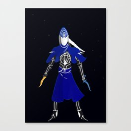 Lord Blade Ciaran ( Dark Souls I ) Canvas Print