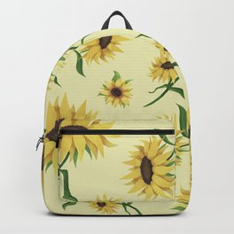 SUNFLOWERS 2 Backpack