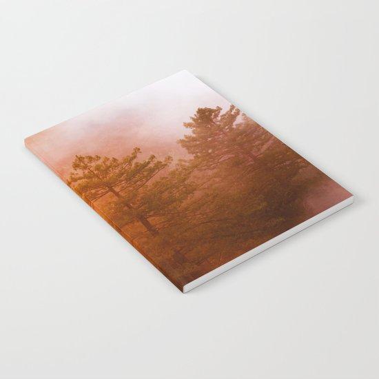 Sunrise Hug Notebook