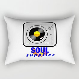 Soul Supplier Rectangular Pillow