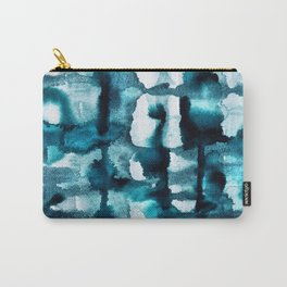 Watercolor 03 - Wild Sea Carry-All Pouch