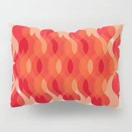 Ogee orgy - Soraya's autumn Pillow Sham