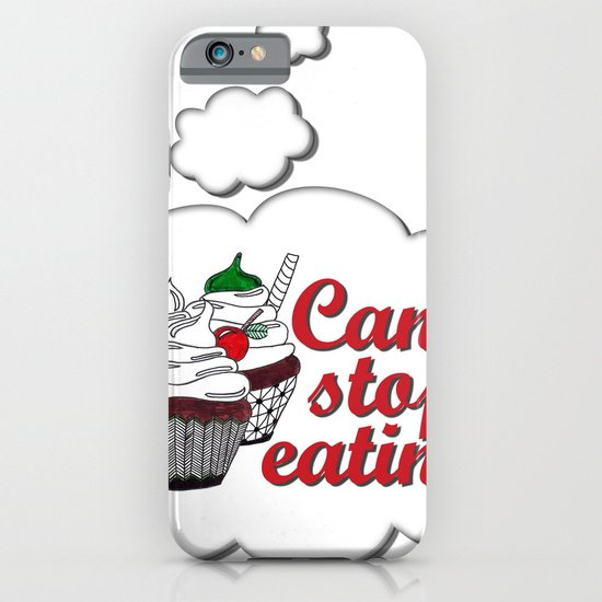 Can't Stop iPhone & iPod Case