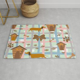 Dogs Rug