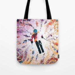 Powder Princess Tote Bag