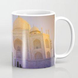 Morning Colors over Taj Mahal Coffee Mug