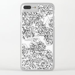 Bosphorus Clear iPhone Case