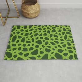 Cell Pattern Rug