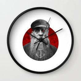 The Seaman Wall Clock