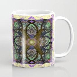 ANCIENT PEAR TREE MANDALA Coffee Mug