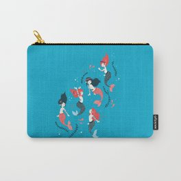 TATTOOED MERMAIDS Carry-All Pouch