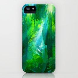 Jungled 2 iPhone Case