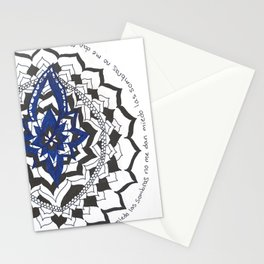 Sombras Stationery Cards