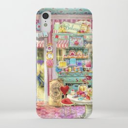 The Little Cake Shop iPhone Case