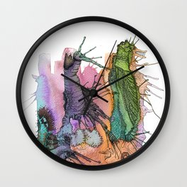 Shërim Wall Clock
