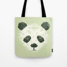 Deforestation Tote Bag