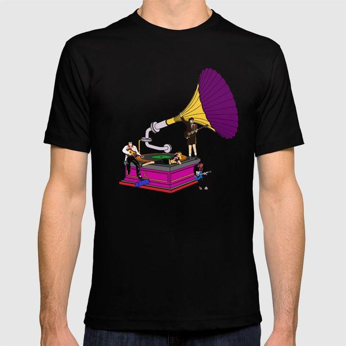 Vinyl No.3 T-shirt