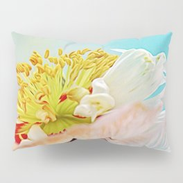 Lady Poppy Pillow Sham