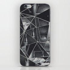 cosmico fantastico iPhone & iPod Skin