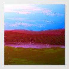 Uncommon Landscape Canvas Print