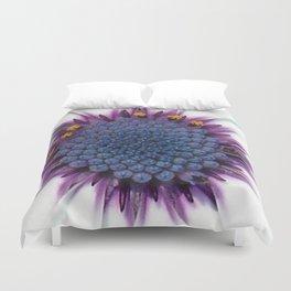 Stunning African Daisy Tropical Flower Macro Duvet Cover