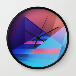 Parallel Dimensions Wall Clock