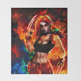 x23 Throw Blanket