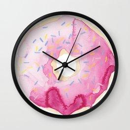 Glazed Wall Clock