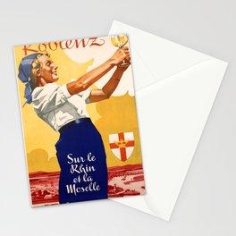 posters Koblenz Stationery Cards