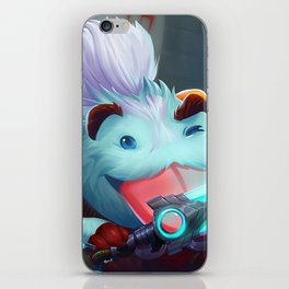 Ekko Poro League Of Legends iPhone Skin
