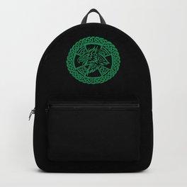 Celtic Hawk Backpack
