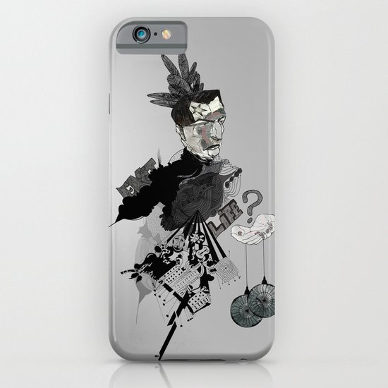 My interrogation? iPhone & iPod Case