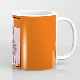Stanley tried his best to fit in. . . .  Coffee Mug