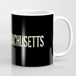 Black Flag: Massachusetts Coffee Mug