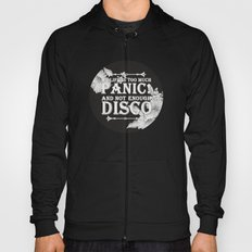 My Life Is Too Much Panic! not Enough Disco Hoody