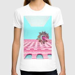 LA Palm Tree Look Up T-shirt