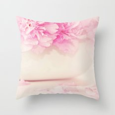 sweet september Throw Pillow