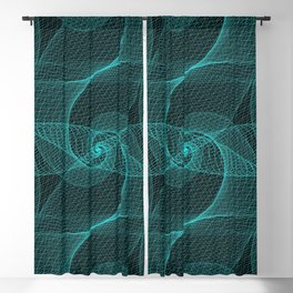 The Great Spiraling Unknown Blackout Curtain