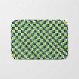 Optical illusions Bath Mat