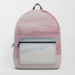 Kiss of Blush Watercolor Backpack