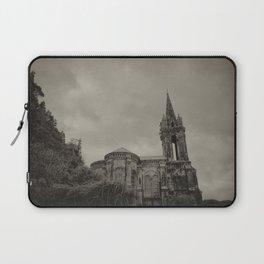 Eglise abandonnée Laptop Sleeve