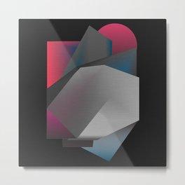 Neu Abstrakt 2 Metal Print