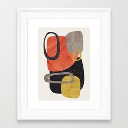 Helios Framed Art Print