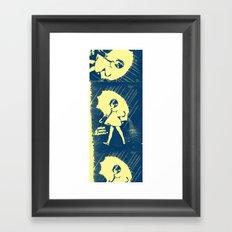 Pains Framed Art Print