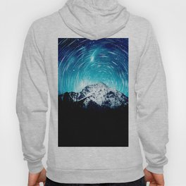 Between the galaxy and the mountain Hoody