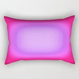Pink Focus Rectangular Pillow