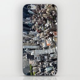 Built up Area iPhone Skin