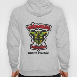 Wolfmouse at the Sherman Oaks Arena Hoody