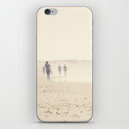 surfing life II iPhone Skin